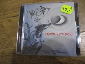 ODPAD - Choďte s tým preč ,  originál CD legendárnej Martinskej punkovej kapely