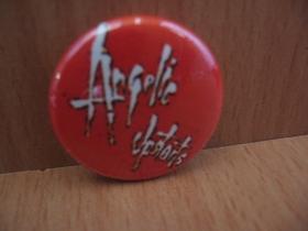 Angelic Upstarts odznak priemer 25mm