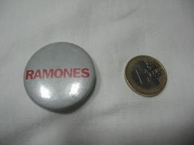 Ramones  odznak veľký,  priemer 55mm