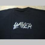 Slayer čierne pánske tričko 100%bavlna