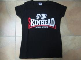 Skinhead a Way of Life  dámske tričko Fruit of The Loom 100%bavlna