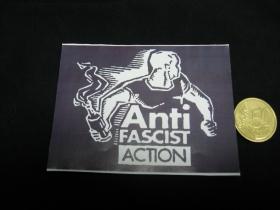 Antifascist Action  nálepka 10x7cm