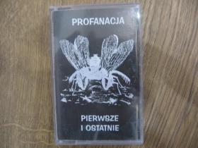 Profanacja - Pierwsze i ostatnie MC kazeta (posledný kus!!!)
