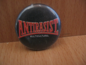 Antirasist odznak priemer 25mm