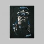 Dead cop pánske čierne tričko 100%bavlna