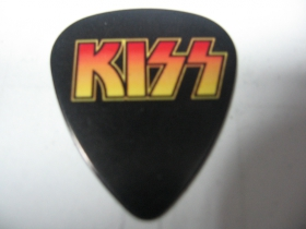 Kiss  plastové brnkátko na gitaru hrúbka 0,77mm