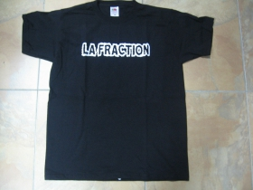La Fraction  pánske tričko 100%bavlna