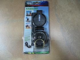 Jednoduchý Kompas v plastovom púzdre