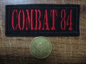 Combat 84 vyšívaná nášivka - posledný kus!!!