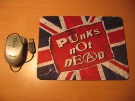 Punks not Dead, podložka pod PC myš