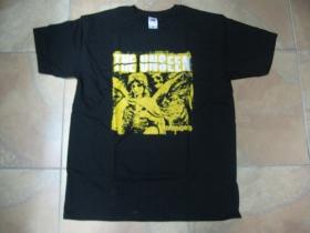 The Unseen čierne pánske tričko 100%bavlna