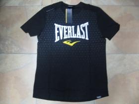 Everlast čierne pánske tričko 100%bavlna