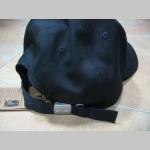 Alpha Industries čierna šiltovka s vyšívaným logom materiál 100%bavlna, univerzálna nastaviteľná veľkosť vzadu s kovovou sponou na zapínanie