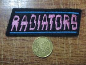 Radiators vyšívaná nášivka - posledný kus!!!