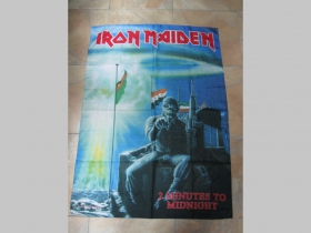 Iron Maiden vlajka cca. 110x75cm