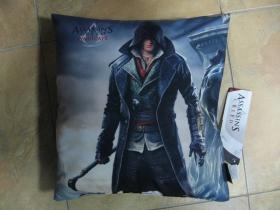 Assassins Creed Syndicate  vankúš rozmery 40x40cm materiál 100%polyester