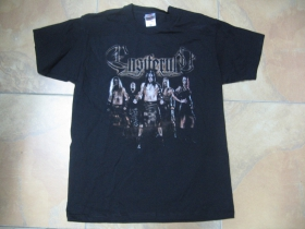 Ensiferum čierne pánske tričko 100%bavlna