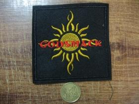 Godsmack vyšívaná nášivka - posledný kus!!!