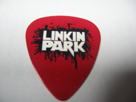 Linkin Park  plastové brnkátko na gitaru hrúbka 0,77mm
