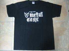 Metalcore pánske tričko 100%bavlna Fruit of The Loom
