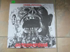 Davová Psychóza - Antropofóbia LP platňa