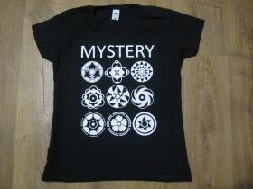 Mystery - Kruhy v obilí dámske tričko, materiál 100%bavlna značka Fruit of The Loom