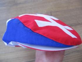 čiapka Rude Boy s motívom Slovensko - Slovakia 100% bavlna univerzálna veľkosť