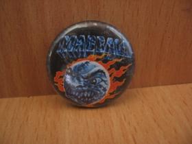 Madball odznak priemer 25mm