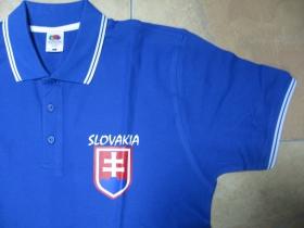 Slovakia - Slovensko  polokošela 100%bavlna značka Fruit of The Loom
