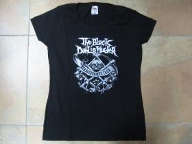 The Black Dahlia Murder čierne dámske tričko 100%bavlna