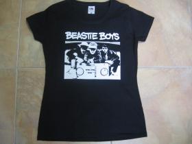 Beastie Boys čierne dámske tričko 100%bavlna