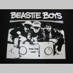 Beastie Boys čierne pánske tričko 100%bavlna