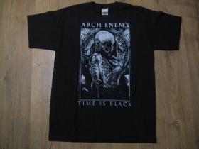 Arch Enemy čierne pánske tričko materiál 100% bavlna