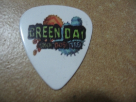 Green Day  plastové brnkátko na gitaru hrúbka 0,77mm