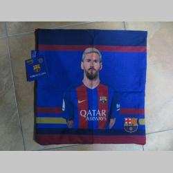 FC Barcelona Lionel Messi obliečka na vankúš rozmery 40x40cm materiál: 100%bavlna