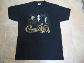 Cypress Hill  čierne pánske tričko 100%bavlna