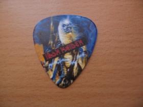 Iron Maiden  plastové brnkátko na gitaru hrúbka 0,77mm