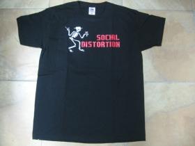 Social Distortion  pánske tričko 100%bavlna