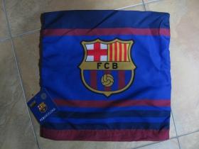 FC Barcelona obliečka na vankúš rozmery 40x40cm materiál: 100%bavlna