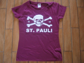St. Pauli  dámske tričko Fruit of The Loom 100%bavlna