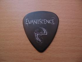 Evanescence  plastové brnkátko na gitaru hrúbka 0,77mm