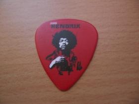 Jimi Hendrix plastové brnkátko na gitaru hrúbka 0,77mm