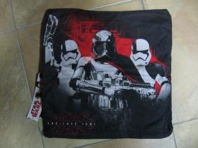 Star Wars - The last Jedi  obliečka na vankúš rozmery 40x40cm materiál: 100%bavlna