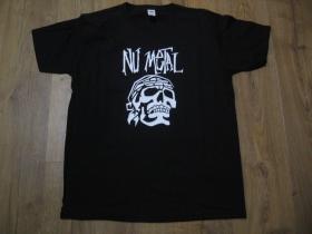 Nu Metal detské tričko 100%bavlna Fruit of The Loom