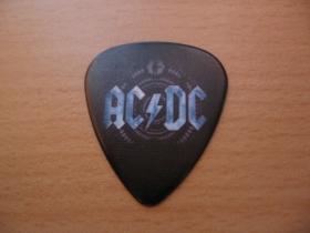 AC/DC   plastové brnkátko na gitaru hrúbka 0,77mm