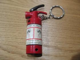 Kľúčenka Hasiaci prístroj - miniatúra