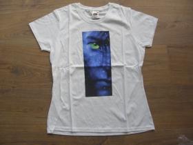 Avatar biele dámske tričko materiál 100%bavlna  posledný kus veľkosť M