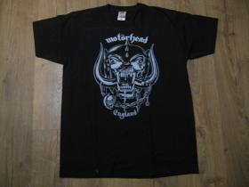 Motorhead čierne pánske tričko materiál 100% bavlna