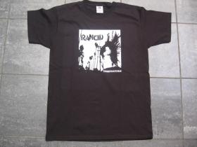 Rancid - Indestructible  pánske tričko 100 %bavlna Fruit of The Loom