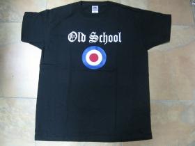 Old School pánske tričko 100%bavlna značka Fruit of The Loom
